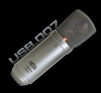 Конденсаторный USB микрофон Marshall Electronics MXL USB.007