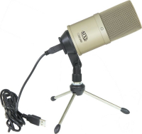 Конденсаторный USB микрофон Marshall Electronics MXL 990 USB
