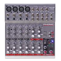 Микшерный пульт Phonic AM 125
