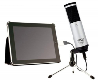 Конденсаторный USB микрофон Marshall Electronics MXL TEMPO SK
