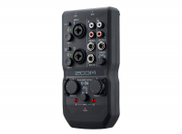 Портативзый USB аудиоинтерфейс Zoom U-24