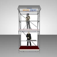 Рубка режиссерская размером 2х2 м. высотой 4,5м.