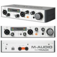 Аудио интерфейс M-AUDIO M-Track II