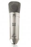 Студийный конденсаторный микрофон BEHRINGER B2 PRO