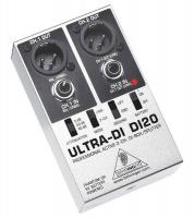 Директ-бокс BEHRINGER ULTRA-DI DI20