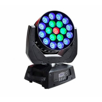 Вращающаяся голова Pro Lux LED 1519