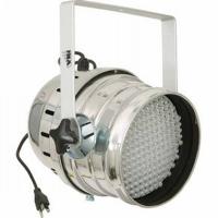 Светодиодный прожектор JINXIU LED PAR-64 RGB 300mW alu.