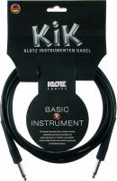 Инструментальный кабель KLOTZ KIK3.0PPSW