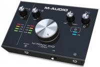 Аудио USB-интерфейс M-AUDIO M-TRACK 2X2