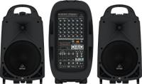 Портативная система звукоусиления BEHRINGER EUROPORT PPA2000BT