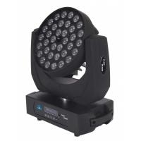 Полноповоротный прожектор Sagitter Club Wash led 36X10W RGBW/FC ZOOM
