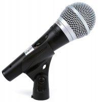 Вокальный микрофон SHURE PG48-XLR-B
