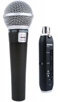 Микрофон SHURE SM58 X2u