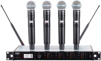 Радиосистема SHURE ULXD24Q/B58