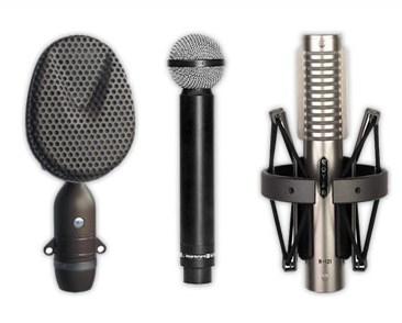 Типы и характеристики микрофонов