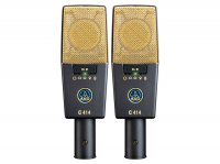 AKG C414 XLII MATCHED PAIR Микрофон