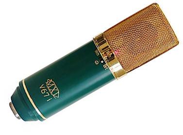 Студийный микрофон Marshall Electronics MXL V67I