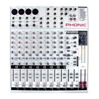 Микшерный пульт Phonic AM 442 D