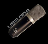 Микрофон Marshall Electronics MXL USB.008