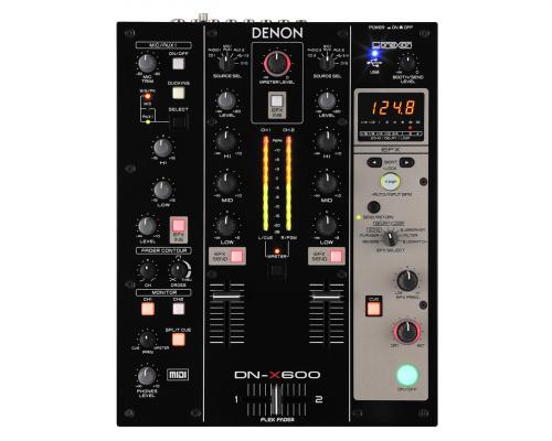 Denon DJ DN-X600 Микшерный пульт
