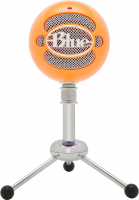Микрофон Blue Snowball NEON ORANGE