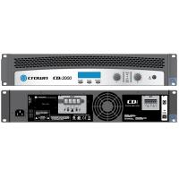 Crown CDi1000 трансляционный усилитель