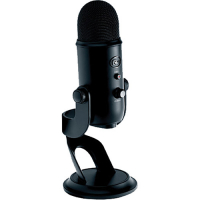 Blue Yeti Blackout Микрофон