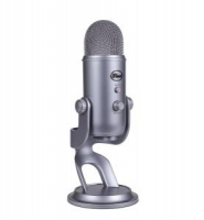 Микрофон Blue Yeti Cool Grey