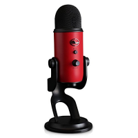 Микрофон Blue Yeti Satin Red