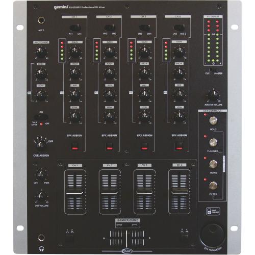 Микшерный пульт для DJ Gemini PS-828EFX
