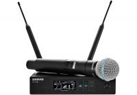SHURE QLXD24E/B87A цифровая радиосистема