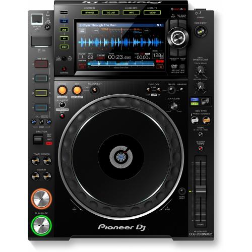 DJ проигрыватель Pioneer CDJ-2000NXS2
