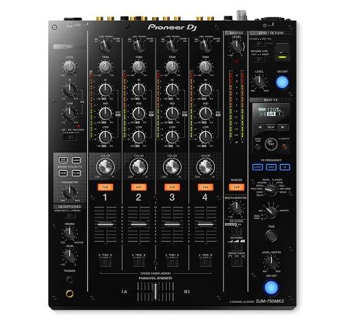 Микшерный пульт для DJ Pioneer DJM-750 MK2