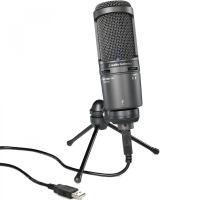 Audio-Technica AT2020USB+ студийный микрофон