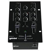 Микшерный пульт для DJ Gemini PS-1