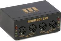 Миди-интерфейс Miditech Midiface 2x2