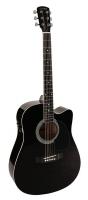 Электроакустическая гитара Nashville GSD-60-CEBK