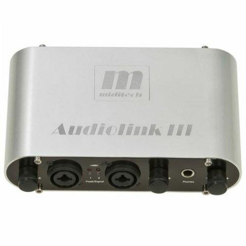 Аудиоинтерфейс Miditech Audiolink III