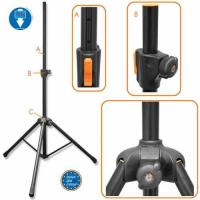 Стойка для акустической системы Bespeco PN90XLNO