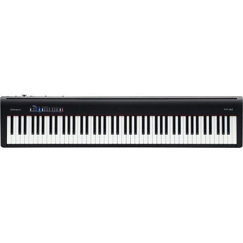 Цифровое пианино Roland FP-30 BK