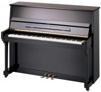Пианино Pearl River UP115M2 Ebony+B с банкеткой