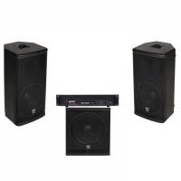 Кoмплект звукового оборудования GEMINI 1100