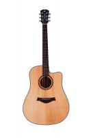 Электроакустическая гитара Alfabeto SOLID WMS41EQ ST