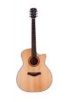 Акустическая гитара Alfabeto SOLID AMS40 ST