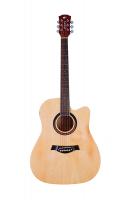 Электроакустическая гитара Alfabeto WL41EQ NT