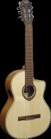 Гитара классическая со звукоснимателем Lag Occitania OC88CE