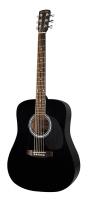 Гитара акустическая GRIMSHAW GSD-60-BK