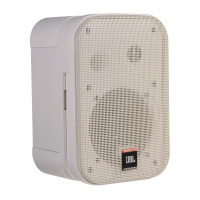 JBL CONTROL 1PRO WHITE компактная акустическая система
