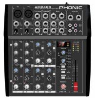 Phonic AM 240 D Микшерный пульт