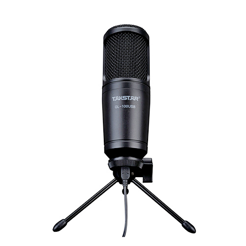 TAKSTAR GL-100USB Студийный USB микрофон